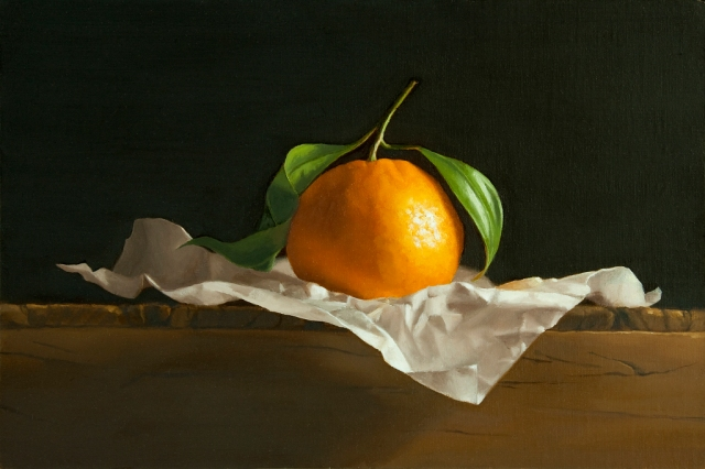 Painting by Ann Switzer